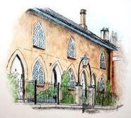 Deddington watercolour
