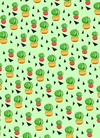 cactus pattern11