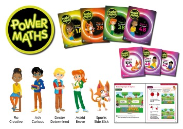 Image result for power maths characters